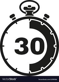Javascript 30 seconds